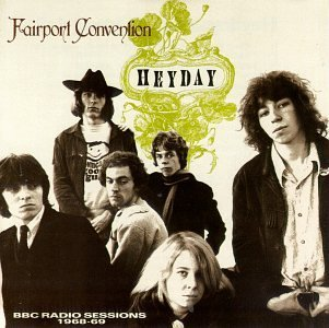 HeyDay. BBC Sessions 1968-1969. 1987